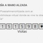 Poesía a Mano Alzada superó los 150 mil visitantes