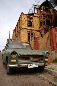 Abandono: Playa Ancha (Chile)