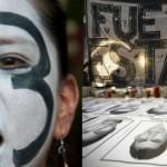 Nunca más (Leandro Murciego) – Especial Todos con Ayotzinapa