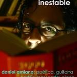 La lengua inestable  (Música y poesía)