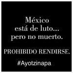 43 estrellas (Mariana Kruk). Especial «Ayotzinapa»