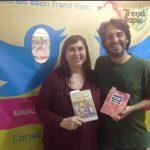 Patricia Diaz Bialet visitó Noche de Letras 2.0 (Audio)