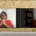 Disfrutá ya del podcast #162 de Noche de Letras 2.0 con Claudia Ainchil