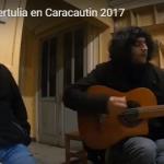 Tertulia poética y musical en Chile