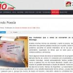 Noche de Letras 2.0 bajo la mirada de un periódico mexicano