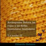 Seis años sin Eduardo Galeano