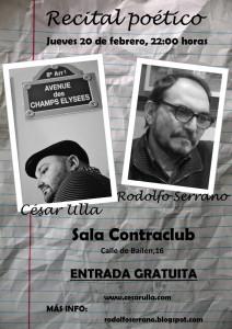 Cesar Ulla y Rodolfo Serrano