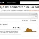 Debajo del Sombrero, tema La Soledad