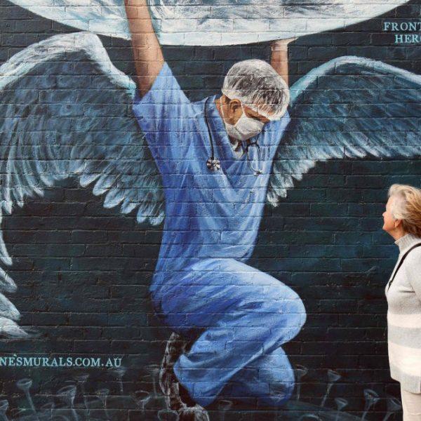 Susana Thénon y una profecía cumplida: la pandemia