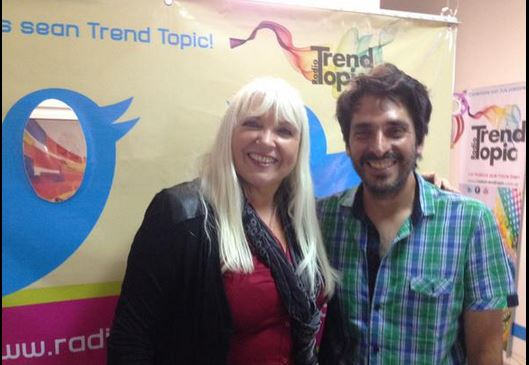 Entrevista en TrendTopic