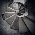 Escalera caracol 1