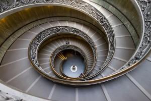 Escalera caracol 2
