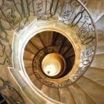 Fuga y misterios -escaleras- (poemario)