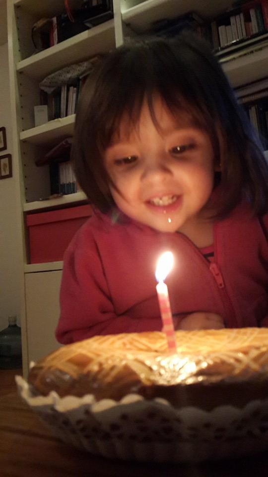 Eva cumpleaños 2