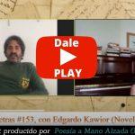 """Escuchá el programa #154 de Noche de Letras 2.0 con Edgardo Kawior autor de """"La madre jodida"""""""