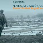 """Leé textos de la convocatoria sobre """"Exilio, migración y destierro"""""""