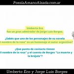 A cinco años de la partida de Umberto Eco su nombre resuena fuerte