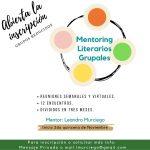 Mentoreos literarios grupales, procesos virtuales, accesibles y colaborativos