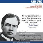 Rubén Darío, el padre del Modernismo americano