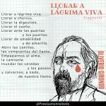 Llorar y reír: las fórmulas de Oliverio Girondo y Leandro Murciego para vivir.