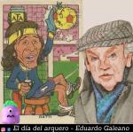 El arquero (Eduardo  Galeano)