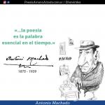 Antonio Machado y su poética esencial
