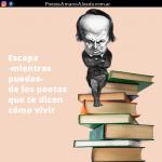 Rebeldía poética de Leandro Murciego