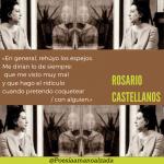 Rosario Castellanos y el recuerdo de Jaime Sabines