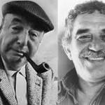 García Márquez reportea a Pablo Neruda (video casi inédito)