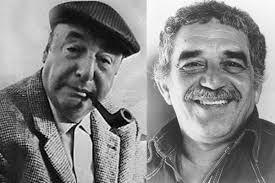 García Marquez Neruda