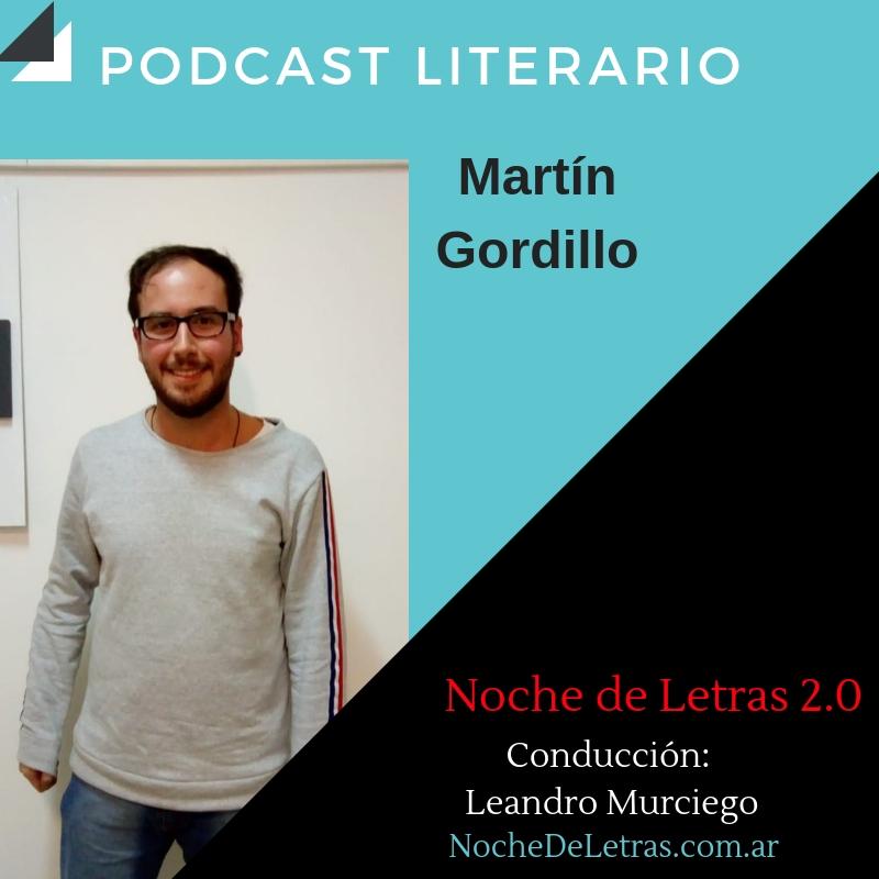 Poesía a mano alzadaEntrevista a Martín Gordillo b06262fd0c7