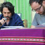 Leandro Murciego y Martín Gordillo en APALABRARTE