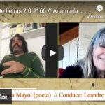 Oí el podcast #165 de Noche de Letras 2.0 con la poeta Anamaría Mayol