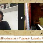 Disfrutá del podcast #164 de Noche de Letras 2.0 con el pianista Pablo Montanelli