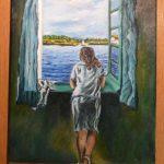 """""""Piedritas en la ventana"""": un poema de Mario Benedetti que parece escrito para estos tiempos de coronavirus"""