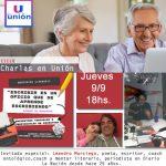 Charla sobre Coaching Literario (gratuita y virtual)