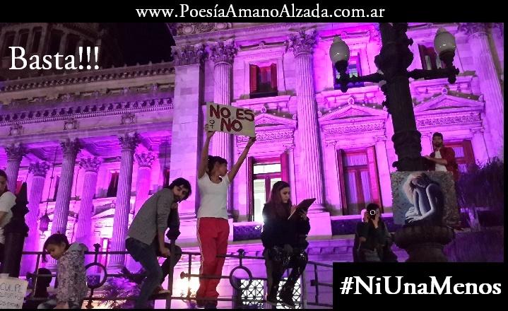 NiUnaMenos marcha Captura 2
