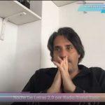 Escuchá y mirá acá el regreso de Noche de Letras 2.0 con Leandro Murciego
