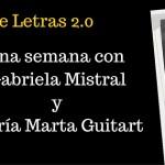Una semana con Gabriela Mistral
