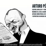 Arturo Pérez Reverte y los desastres de la guerra
