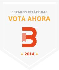 Premios Bitácora 2014