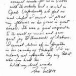 Una carta de amor, Julio Cortázar