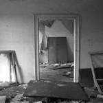 Detrás de los espejos (Poemario)