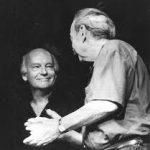 Celebración de la amistad 2, Galeano y Gelman