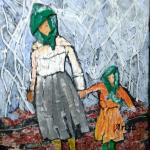 Semana de la mujer. Jimena Cano y Silvia Ariza: dos artistas para una causa