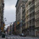 Las calles vacías, llenas de silencio, por Ana María Muñoz Vega