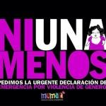 #NiUnaMenos – María Marta Liébana