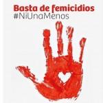 #NiUnaMenos – Nunca más