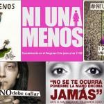 #NiUnaMenos, una colaboración desde Galicia