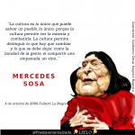 Las cinco mejores frases de Mercedes Sosa: breve homenaje para recordar a La Negra
